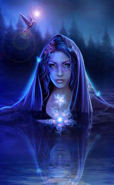 Lady of the Lake, beautiful.❤️