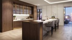 Collins House in Melbourne's CBD features a range of high-end finishes for well-heeled buyers.