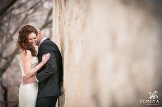 Early Spring Wedding Portraits | Philly Wedding Photography | Photo by: Femina Photo + Design