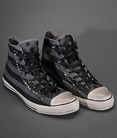 LIMITED EDITION Chuck Taylor Studded High-Top #sneakers #shoes