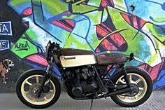 kawasaki z400 by RGC Robb's Garage Custom