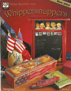Whippersnappers Vol. 14 - Helan Barrick    1-2002