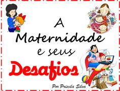 A maternidade e seus desafios http://prosademae.blog.br/reestreia-maternidade-e-seus-desafios/