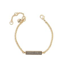 Pavé Bar Bracelet! Dainty sparkle for your fall and holiday season! Matching necklace and earrings available too! Comes with extender! Click thru to shop #TheJewelsLoveYou! #LifetimeGuarantee