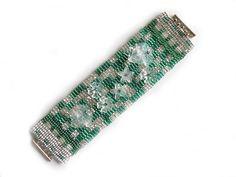 GlasPerlenSchaufenster Floral Tie, Accessories, Shop Windows, Glass