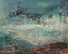 CAROLYN SAXBY MIXED MEDIA TEXTILE ART: Painting
