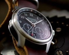 Bremont Codebreaker Limited Edition Watch:  Much like the EP-120, the P-51, and last year's Victory, this new model follows Bremont's pattern of creating limited edition watches that are connected to famous military icons and often incorporate materials sourced from specific historic examples. The Codebreaker commemorates Bletchley Park's involvement in World War II military intelligence.