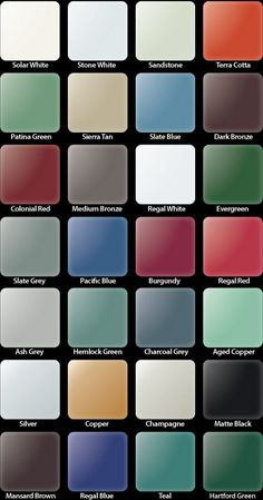 Best Residential Tin Roof Colors Ice Free Zone Color Options 400 x 300