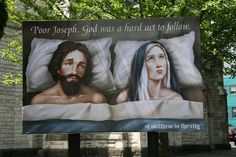 Witty And Shocking Religious Advertisements