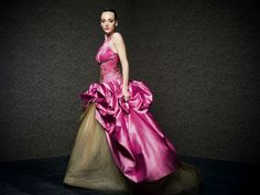 Daalarna Wedding Dress - Silver Collection