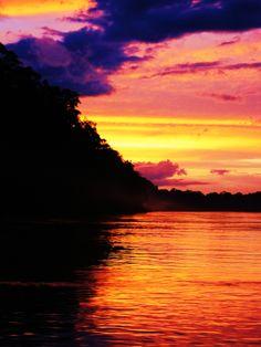 The Amazon Wanderlust; Bridget Beilein