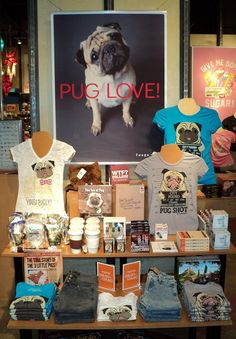 pug stuff....where is this amazing store?!?!?!?!?!