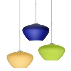 Besa Lighting 1XP-5410 Peri Mini Pendant | ATG Stores