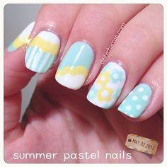 Instagram photo by  daily_charme  #nail #nails #nailart