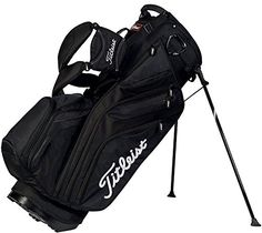 New 2017 Leist Lightweight 14 Way Stand Bag Black Tb5sx14 0 Golf Bags For