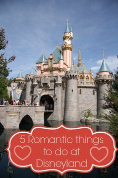 Get Away Today Vacations - Official Site - 5 Romantic Things to do at the Disneyland Resort