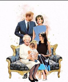 Meghan Markle Prince Harry, Prince Harry And Meghan, Royal Family Pictures, Prinz Harry, Her Majesty The Queen, Duke And Duchess, British Royals, Simply Beautiful, Lily