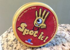 Speech Therapy Activities Using Spot It! Can use for all sorts of speech/language activities! An affordable therapy tool that can be used over and over again-year after year. Pinned by SOS Inc. Resources http://pinterest.com/sostherapy