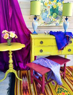 Boho Bright........... boheme home accents   | antique and vintage textiles furniture and kilims