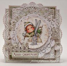 Pisane papierem: Tilda's Town #83 - Christmas