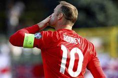 @England Wayne Rooney #9ine