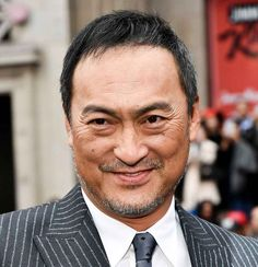 HAPPY 62nd BIRTHDAY to KEN WATANABE!! 10/21/21 Born Ken Watanabe, Japanese actor. To English-speaking audiences, he is known for playing tragic hero characters, such as General Tadamichi Kuribayashi in Letters from Iwo Jima and Lord Katsumoto Moritsugu in The Last Samurai, for which he was nominated for the Academy Award for Best Supporting Actor.