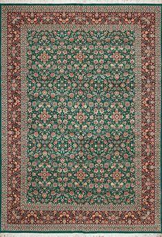 Green Floral Traditional Perisian Rug Green Rugs, Home Rugs, Floral Rug, Persian, Traditional, Persian People, Persian Cats, Persian Language