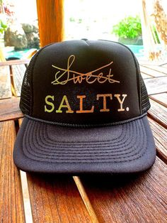 Get Salty Trucker Hats – Be In The Sea - Online Bikini Store Cute Hats 88c91dfd5ac5