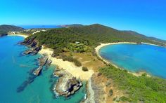 Great Keppel Island, QLD - Almost living off the grid...