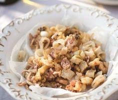 piccolo fritto misto - recept uit: Italiaanse hapjes van Linda Wildsmith