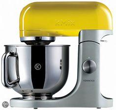 Kenwood kMix Keukenmachine KMX98 - Geel