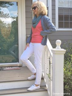 I'm back today with another Fashion over 50, although I've been traveling and on the go and my fashion has lacked with all the different activities I've been doing. While in Texas, there was no fashion sense at all. It was all about cool and comfortable.  I got a few shots while I was in NY recently of a top from Covered Perfectly (affiliate link) and another one that I want to share with you. You know I love their tops and have several of them in my closet. They are truly work horses for…