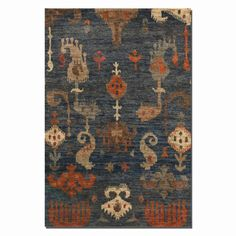 Uttermost Hand Knotted Bali 6 X 9 Rug - Join the Pricefalls family - Pricefalls.com