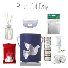 034c8917c2 Bucket bag gift idea - give someone the gift of a peaceful day of self care