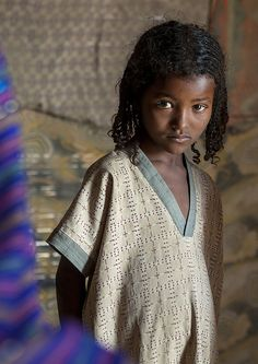 Afar Tribe Girl, Assaita, Afar Regional State, Ethiopia. people photography, world people, faces