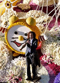 The 123rd Tournament of Roses Parade in Pasadena - Framework - Photos and Video - Visual Storytelling from the Los Angeles Times