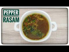 Pepper Rasam recipe | Indian Cuisine | Coastal Food - YouTube Rasam Recipe, Coastal, Stuffed Peppers, Youtube, Recipes, Food, Stuffed Pepper, Recipies, Essen