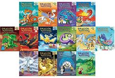 Dragon Masters Series Set (Books 1-14) by Tracey West