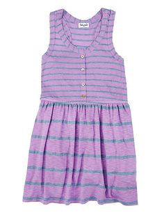 Chach would love a purple dress.