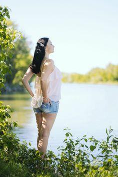 Relax near Váh river