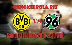 Prediksi Borussia Dortmund vs Hannover 96 13 Februari 2016