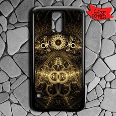 Clockwork Samsung Galaxy S5 Black Case