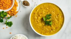 Yellow Lentil Dal. In India, dal is the term used for all dried legumes, but it has also come to refer to a simple, nourishing stew-like preparation served with rice or flat bread.