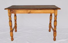 SOLD! #NorthcliffAntiques These 20thC scalloped topped tables are often found to be made from #kiaat. This example is made from multiple woods, including beech (left front leg), pine (right front leg) and kiaat (the top). During the mid-20th century, distinctive SA claw-and-ball furniture was often made from kiaat. #AntiqueShops #Johannesburg