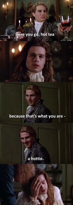 They both are. (But I still don't like Lestat because he's an asshole.)