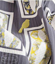 Sew Kind Of Wonderful: Urban Window Pattern  I love her quilt designs/patterns!
