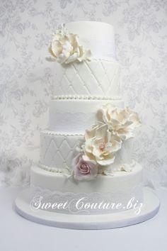 Gateau mariage Marie-Pierre & Anthony  wedding cake