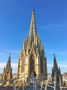 Kathedrale Barcelona Aussichtspunkte