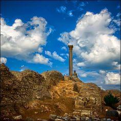Pompey s Pilla #Alexandria #Egypt