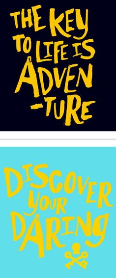 Adventure! Dare! Discover! Life! | New Logo and Destination Brand for Tampa Bay by Spark